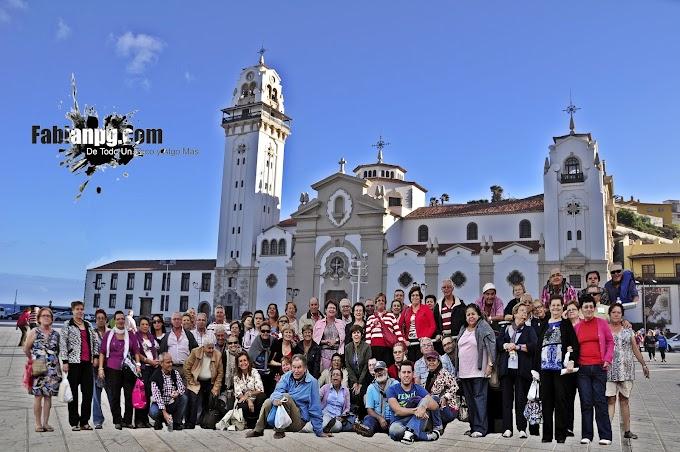 Viaje A Tenerife Organizado por la Comisión de Fiestas de Santa Lucía 2011 El Puertillo