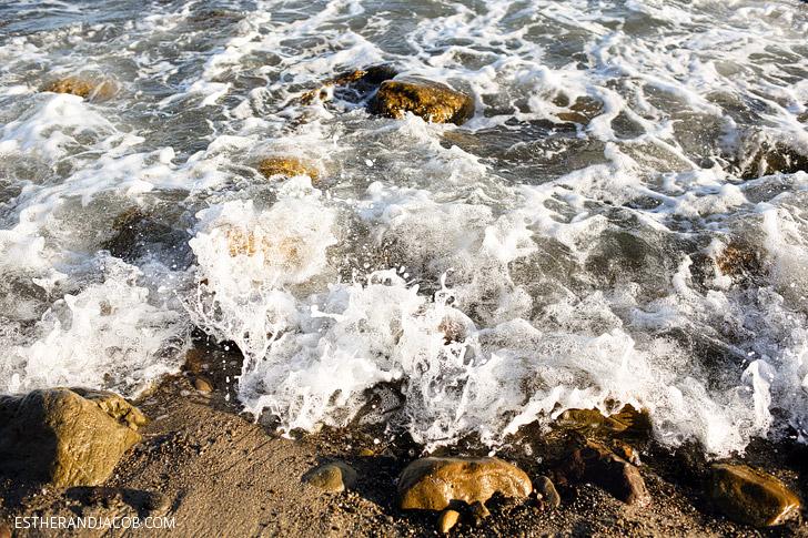 Leo Carillo State Beach Malibu CA.