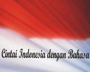 Cintai Indonesia Dengan Bahasa