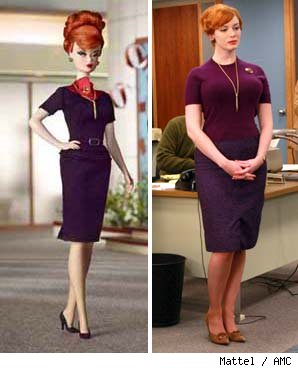 Mad Men Joan Holloway Christina Hendricks
