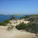View from Little Congwong beach track near La Perouse (308723)