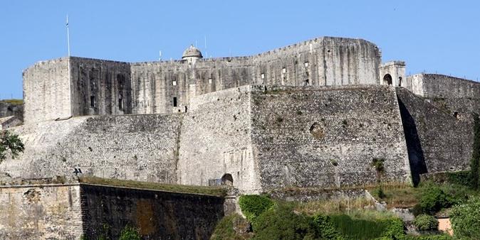 Крепость в Корфу