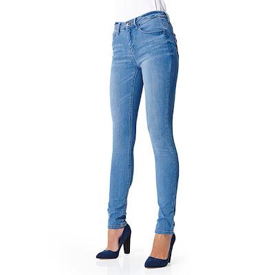 Skinny jeans pretty chuffed