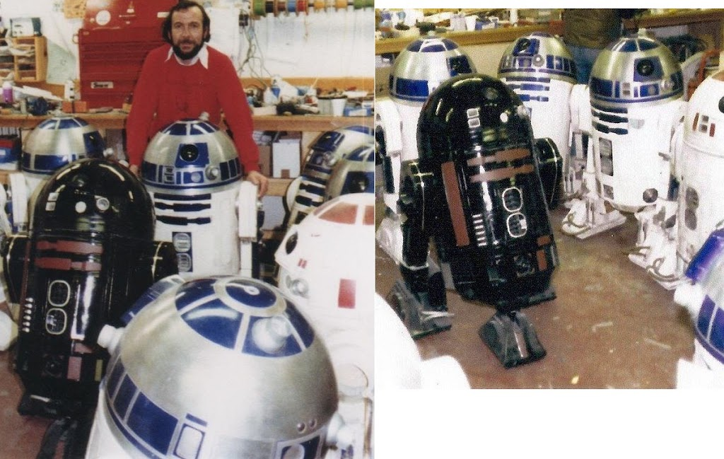 1000  ideas about R2d2 Builders Club on Pinterest | R2 Unit, 501st ...