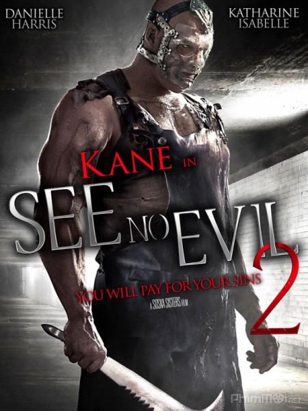 Không Thấy Ác Quỷ 2 – See No Evil 2 Bản Đẹp Full HD (2014)