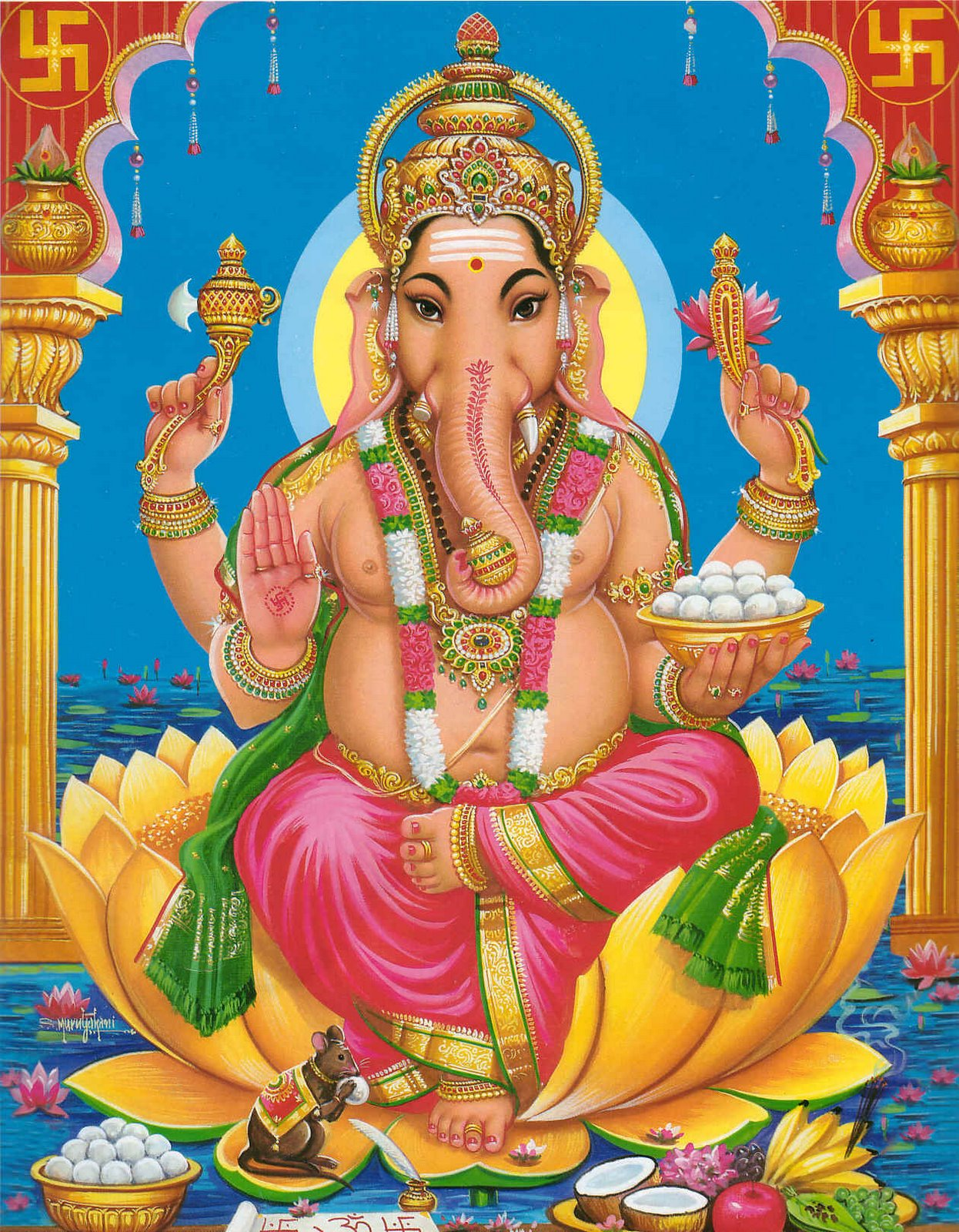 Helpful Tips on Sanatana Dharma / Hindu Principles - 126 (Thoppukaranam, Pillayar Kuttu)
