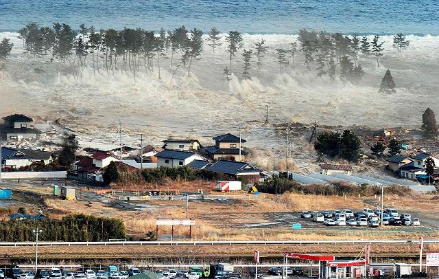Earthquake Tsunami  New Zealand 2016  Tsunami+3