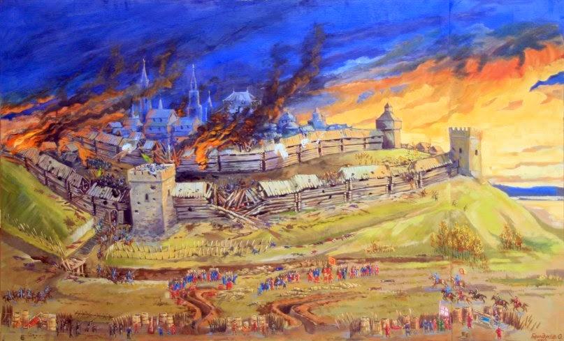 взятие Казани