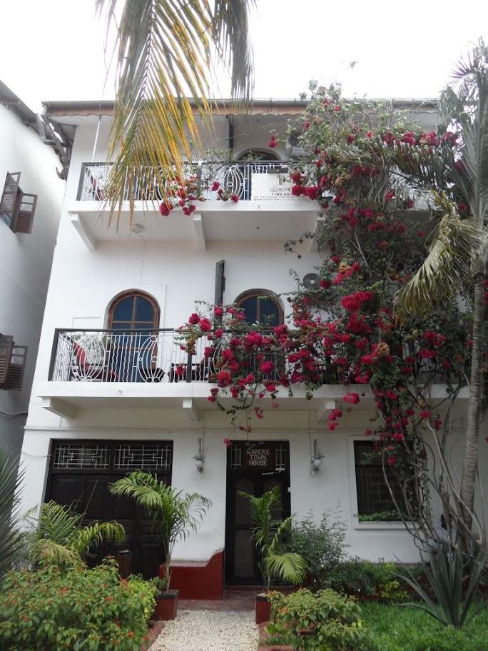Zanzibar Warere House