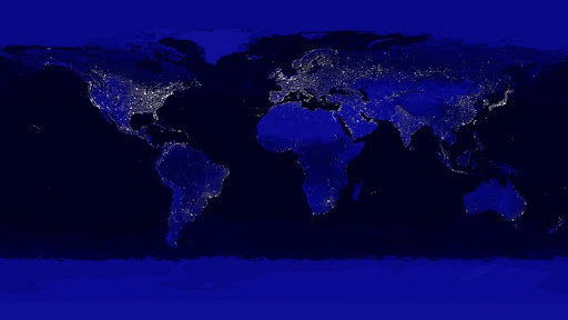 Lights of the World, MODIS Composite.jpg