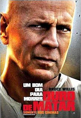 Filme Poster Duro de Matar - Um Bom Dia Para Morrer R5 XviD Dual Audio & RMVB Dublado
