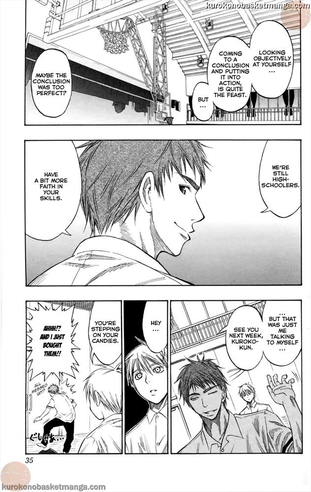 Kuroko no Basket Manga Chapter 54 - Image 07