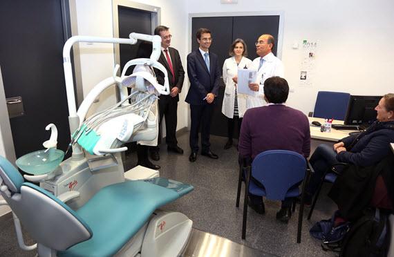 Nuevas consultas de Cirugía Maxilofacial del Hospital Puerta de Hierro