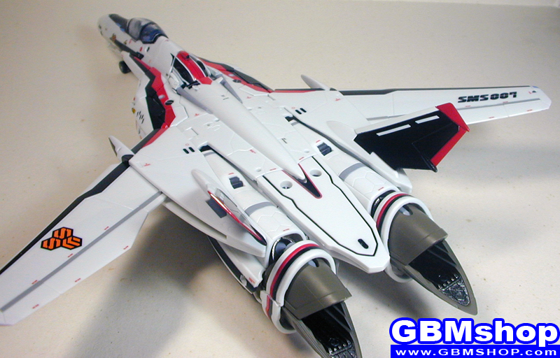 Macross Frontier VF-25F Messiah Fighter Mode
