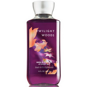Sữa tắm giữ ẩm Bath and body works Twilight Woods shower gel  của Mỹ
