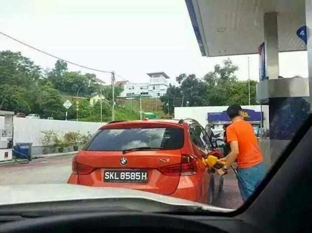 Warga Asing Merogol Rakyat Malaysia