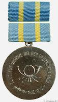 181 Post TD Silber medailles