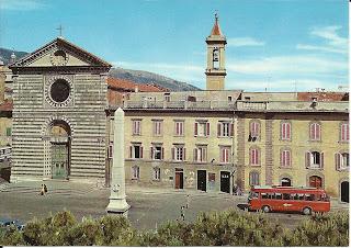 La prato degli anni 70 for Piazza san francesco prato