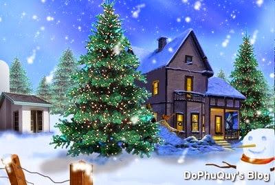 Lời chúc mừng giáng sinh bằng thơ