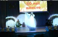 Русских Влада исполняет песню композитора Евгения Мартынова «Лебединая верность»