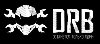 Arena Derby логотип горизонтальный на черном фоне расширенный