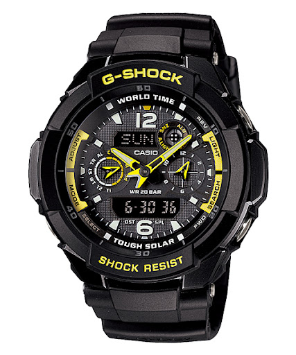 Casio Edifice Multihand : ef-316d