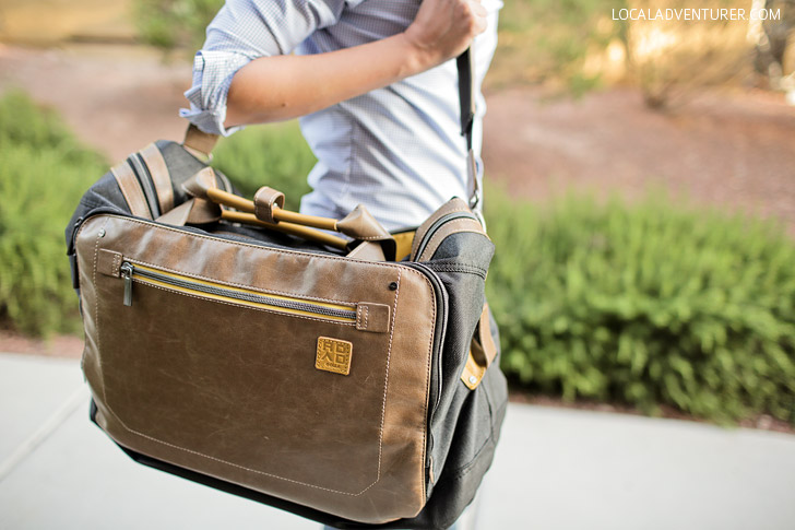 Golla Weekend Duffle Bag - Best Bags for Travel.