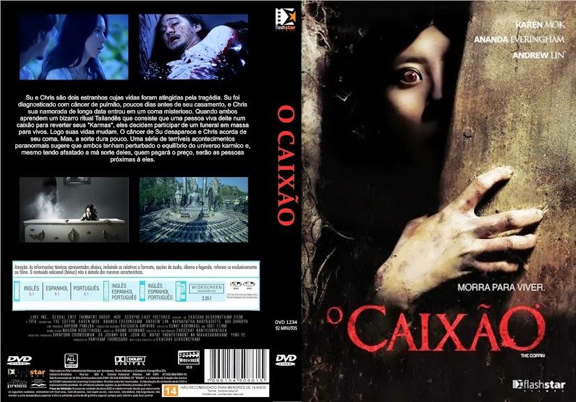 Baixar Filme O+CAIX%25C3%2583O O Caixão (The Coffin) (2012) BDRip AVi Dublado