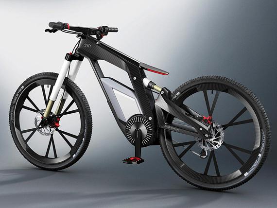 e-bike Wörthersee, la nueva bicicleta eléctrica de Audi