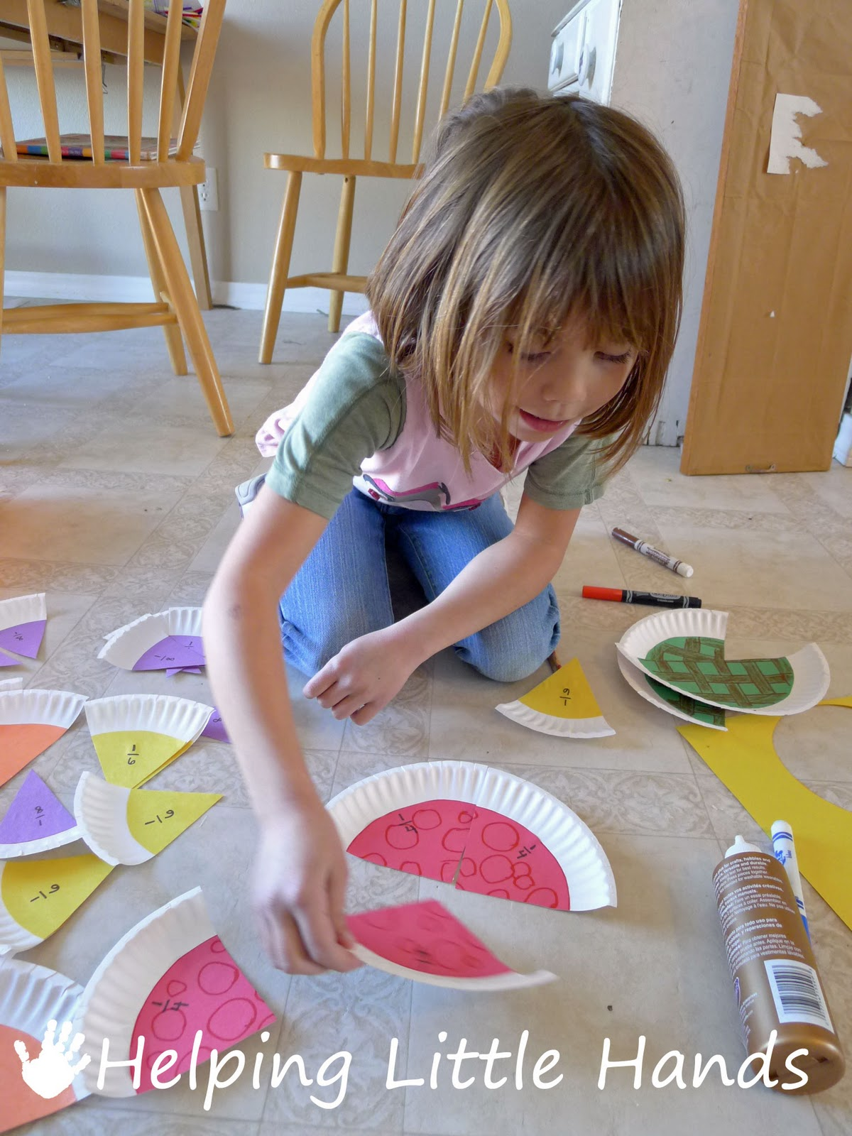 Kinder Garden: Pieces By Polly: Kindergarten Pi-Day Activities