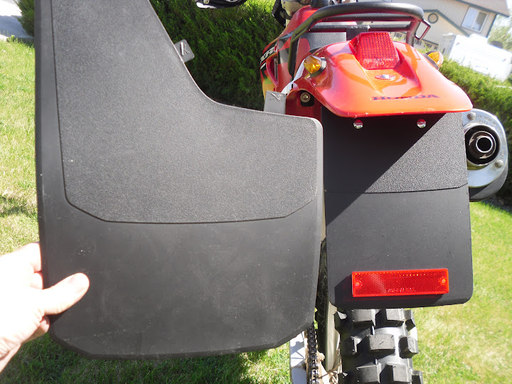 Yet another Motohead... Mudflap5
