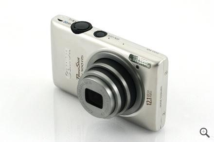 Canon PowerShot 300 HS