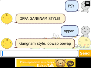 Simsimi for BlackBerry v1.0.0