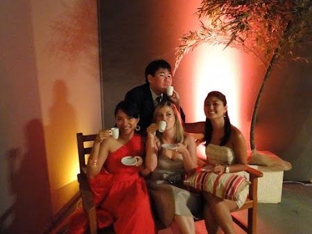 Crisela, Clis, Emily & eu