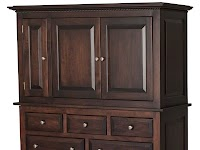 Maple Armoire Dressers