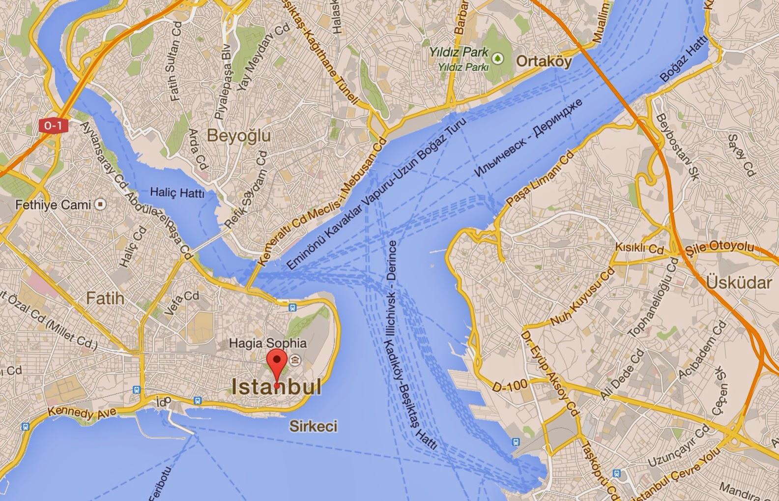 Asian Istanbul skdar Kadaky and the Maidens Tower LeeReid