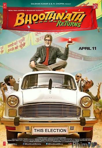 Sự Trở Lại Của Bhootnath - Bhoothnath Returns poster