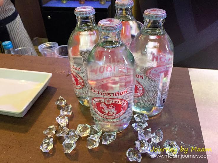 ThaiFex 2015 สิงห์_Soda