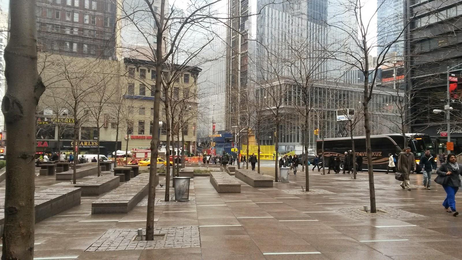 Zuccotti Park, Distrito Financiero, New York, Elisa N, Blog de Viajes, Lifestyle, Travel