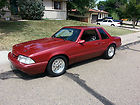 1992 Ford Mustang Notch Back 5.0 Sedan 5 Speed
