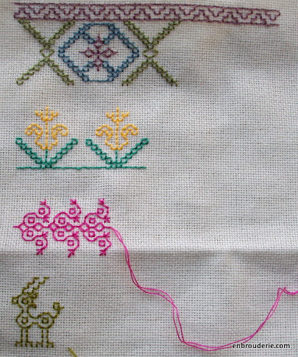Kasuti Indian Cousin To Blackwork | Embroidery For Ducks