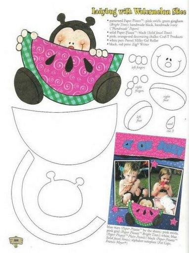 de Ludi: Revista con moldes para decorar el aula o salón de infantil