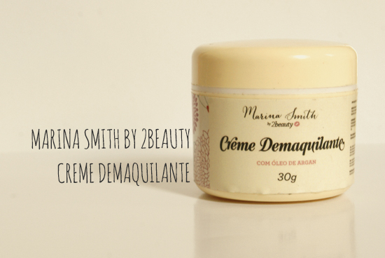 Marina Smith by 2beauty | Creme Demaquilante