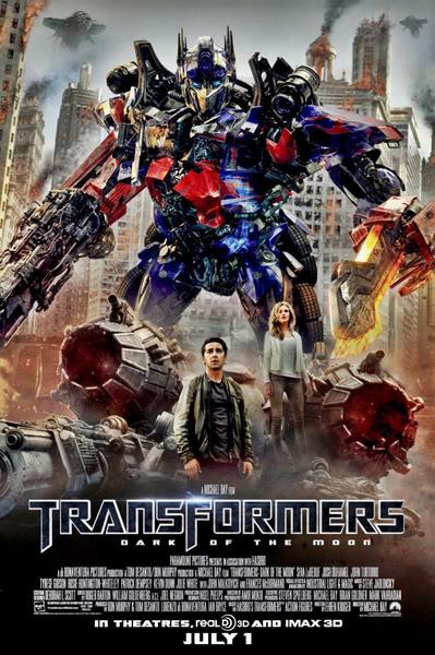 Robot Đại Chiến 3: Vùng Tối Của Mặt Trăng - Transformers 3: Dark of the Moon