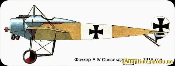 Fokker Eindekker IV