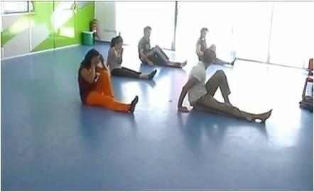 Workshop Dança Contemporânea - Lisboa