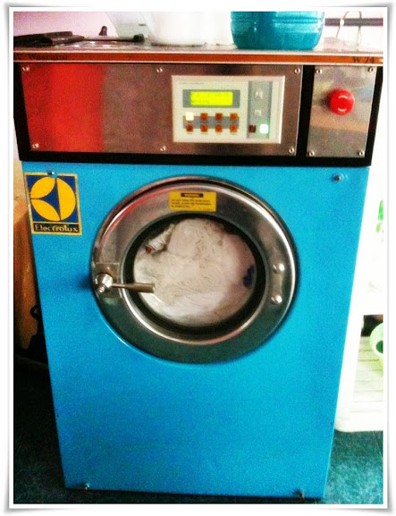ขายเครื่องซักผ้าอุตสาหกรรม