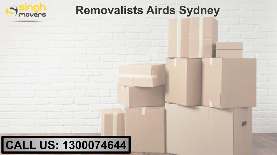 Removalists Airds Sydney