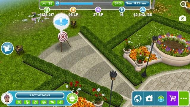 Sims Freeplay | Archery Hobby ~ Greenoid Gemzicle