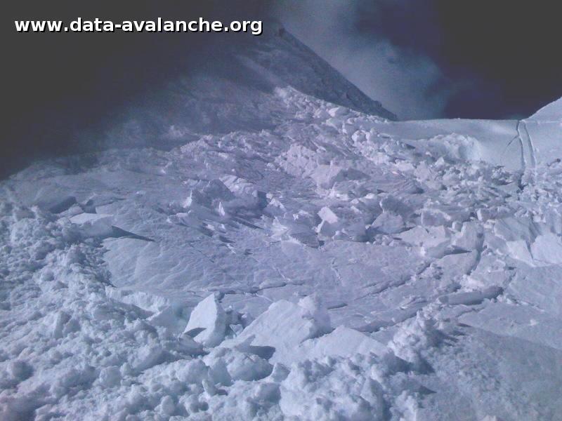Avalanche Ubaye, Tête de Paneyron - Photo 1